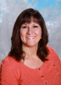 Staff photo of Mrs. Fairfield, third grade teacher at Atlas