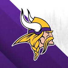 Image of the Minnesota Vikings team logo.