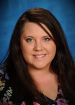 Staff photo of Mrs. Waldo, fourth grade teacher at Atlas