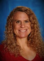 Staff photo of Mrs. Reynolds, fourth grade teacher at Atlas