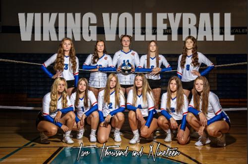 viking volleyball