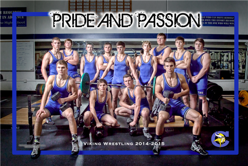 Viking Wrestling