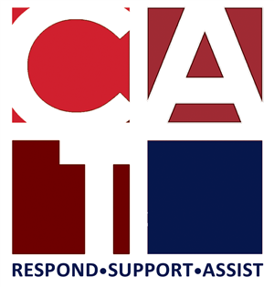 Our CAT Team was created to respond, support and assist.