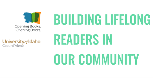 Building lifelong readers in our community!