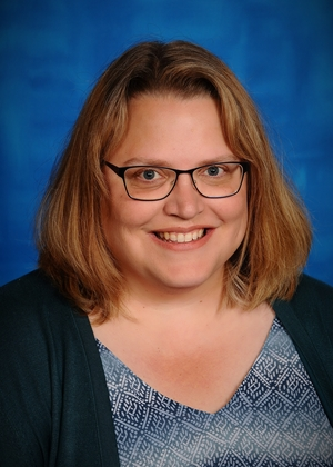 Portrait of Katie Graupman, Curriculum Director