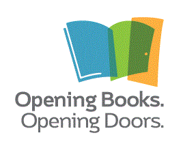 Opening Books Opening Doors is a community partnership program.