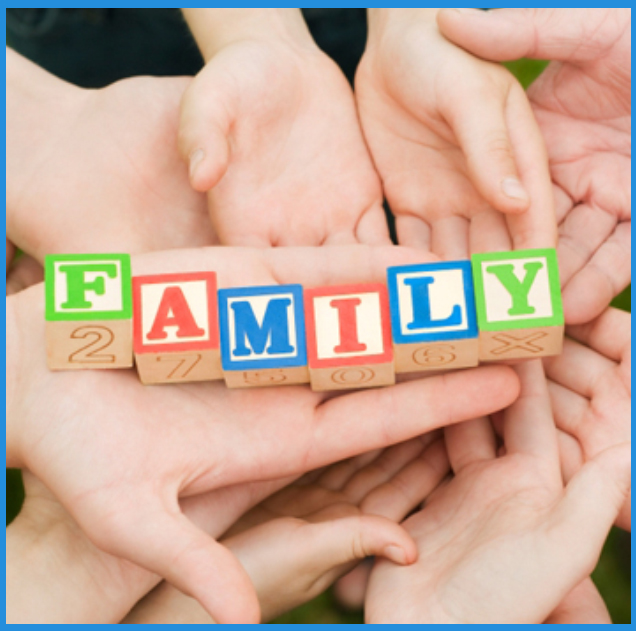 Click here to view resource information for families in need