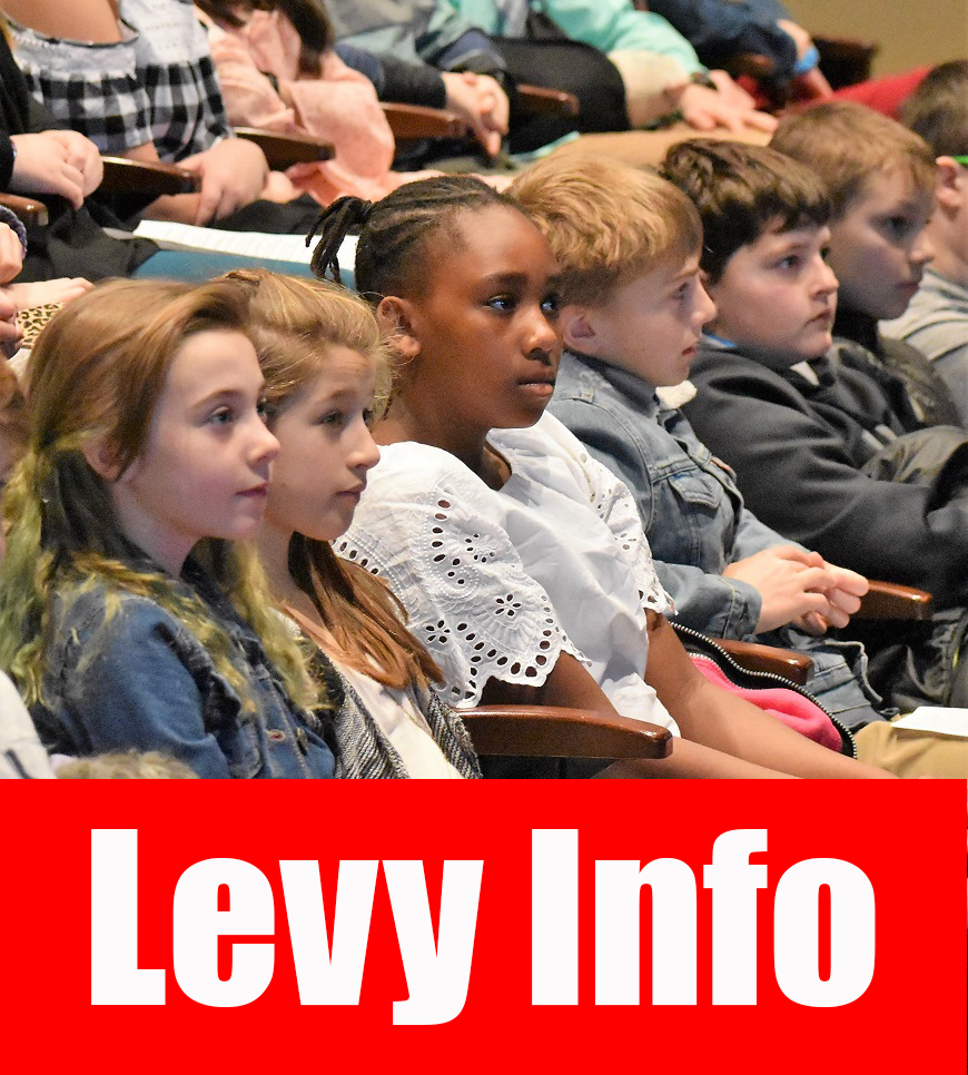 Learn about the school levy election March 12