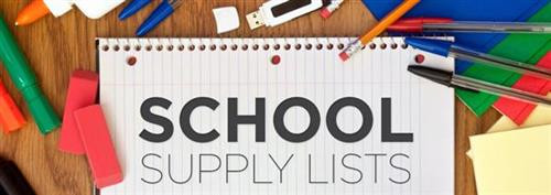 coeur d'alene school supply lists 2020