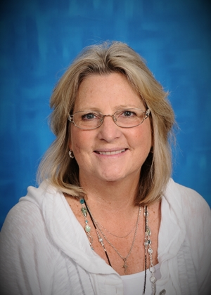 Staff photo of Kelly Ostron, Director of Human Resources