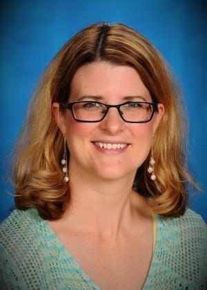 Staff photo of Principal Jody Hiltenbrand
