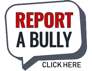 Report a bully or bullying incident by clicking this image.