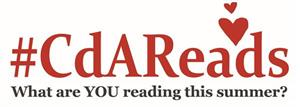 CdA Reads Image - What are you reading this summer?