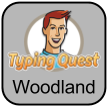 Typing Quest - Woodland